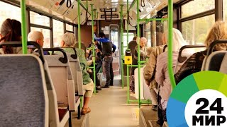 В Астане изменили схему движения 11 автобусов - МИР 24