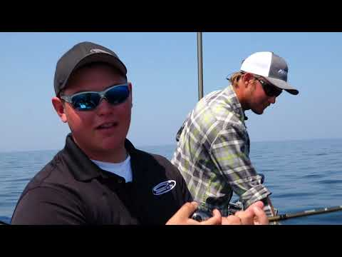 Show #1802- Trout Of A Lifetime    Fishing 411 TV