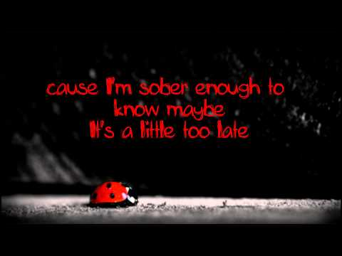 Drunk Enough - Angels Fall (Lyrics)