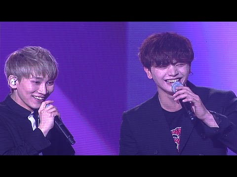 170302 BTOB - WOW 비투비 at OneK Global Peace Concert