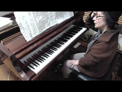 HD Piano Instruction: Debussy Arabesque 1 and the Impressionist vocabulary