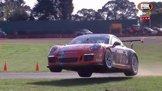 Season Crash Highlights: Porsche Carrera Cup Australia 2015