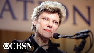 Cokie Roberts funeral service, live stream