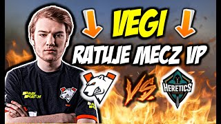 VEGI RATUJE MECZ!!! VIRTUS.PRO W WALCE O WYJAZD NA MALTE, SNATCHIE CLUTCH 1vs2 - CSGO BEST MOMENTS