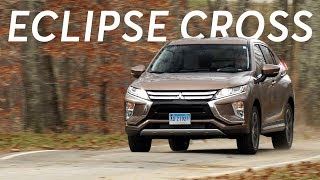 2018 Mitsubishi Eclipse Cross Quick Drive | Consumer Reports