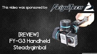 review fy g3 ultra handheld steady gimbal 3 axis