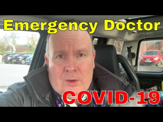 A COVOD-19 Message from an Emergency Department Consultant