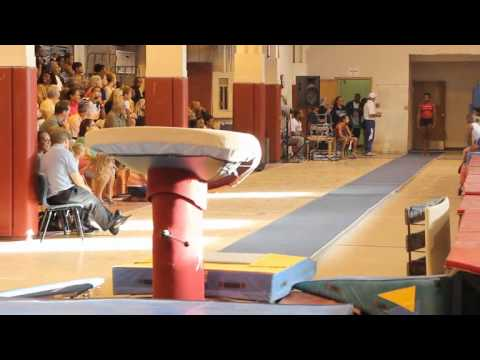 #2 BGA Gymnastics In-House Competition Nov 12 2011