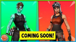 OG SKINS BACK IN THE ITEMSHOP ON THIS DATE!! -Fortnite: Battle Royale