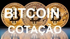 BITCOIN HOJE 2019 | COTAÇÃO BITCOIN EM REAIS AGORA
