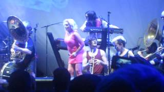 The Tide Is High - Blondie @ Madison Square Garden, 6/27/2015