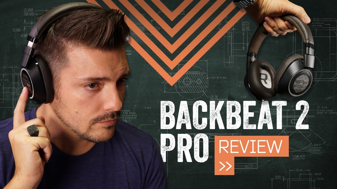 Plantronics Backbeat Pro 2 Noise Canceling Economy Style Youtube