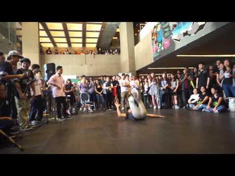 UTS Hip Hop Society Open Day 2016