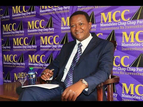 The National executive committee of the Mandeleo Chap Chap party to hold meeting in Nairobi