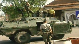 HRT - Slom AP Zapadne Bosne, pad Velike Kladuše, ulazak ARBIH (21.8.1994.)