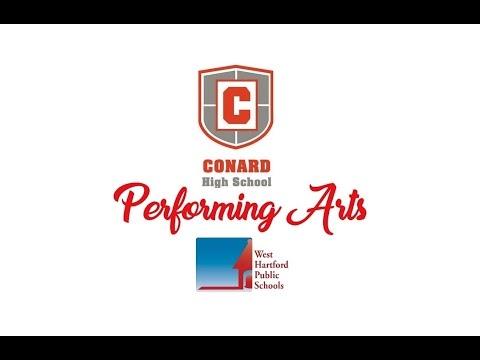 Performing Arts at West Hartford's Conard High School