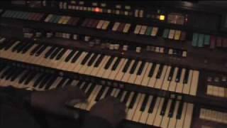 Advanced Hammond Organ Course - Sam