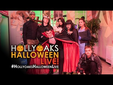 Hollyoaks Halloween: Live Replay