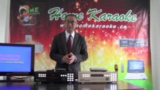 16 Super Hard Drive, Double Remote Karaoke Machine