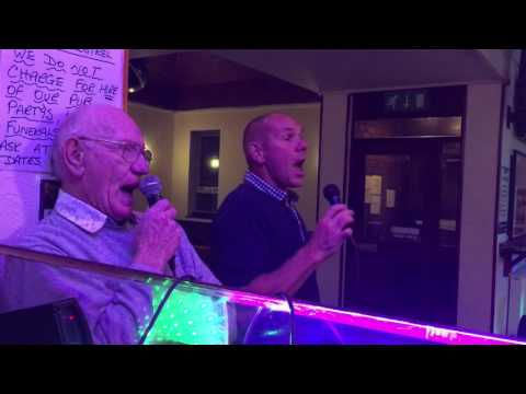 I write the songs - Kestrel Karaoke - 15/07/2016 - Peter & Chris T
