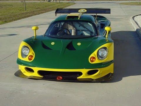 Lotus Elise GT1 - The 1st Venom GT? - /SHAKEDOWN - YouTube