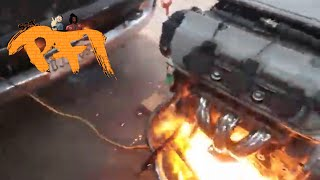 Download BULLY! Fire it up, Fire it up! Phong Does The cylinder heads. Mp3 and Videos