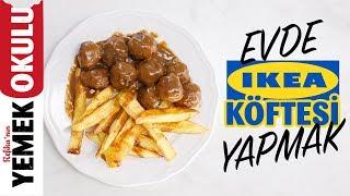 İkea Köftesi (Challenge) Meydan Okuması | İsveç Köfte ve Gravy Sos Tarifi
