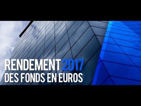 Assurance vie : le point sur le rendement 2017 des fonds en euros