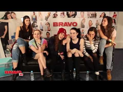 Cimorelli interview with Bravo Magazine