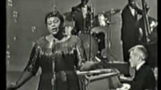 Ella Fitzgerald British TV 1961 Mr Paganini