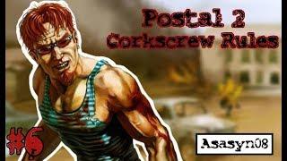 #6 Postal 2: Corkscrew Rules - NAJBARDZIEJ GEJOWSKI ODCINEK [Let's Play PL]