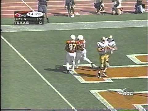 1997 UCLA @ Texas - First Half