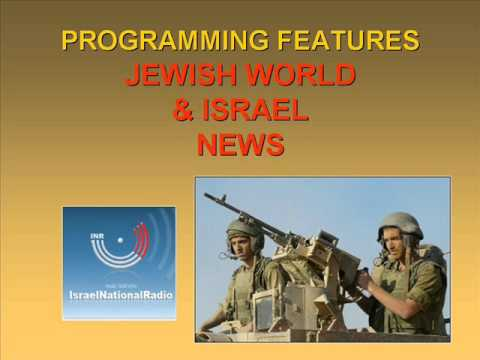 JEWISH - INTRODUCING RADIO SHALOM - Global & local multilingual Jewish radio 24/6