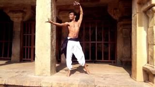 Bho shambho,dance for manibharathi. Vijay Prakash fusion song