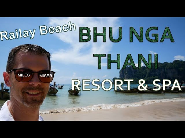 Deluxe Grand Room Review - Bhu Nga Thani Resort - Railay Beach Thailand
