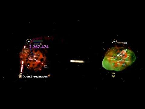 DarkOrbit - DAMAGE TEST 2018 [2 MILLION+ DAMAGE!]