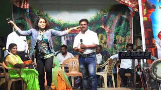 Rowdy Baby.. Song|Akkatti Arumugam Team|Anitha kalaikootam.