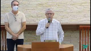 Culto 10.12.2020 / Rev. Carlos Vargas