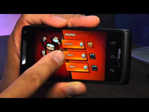 Droid Razr M review.