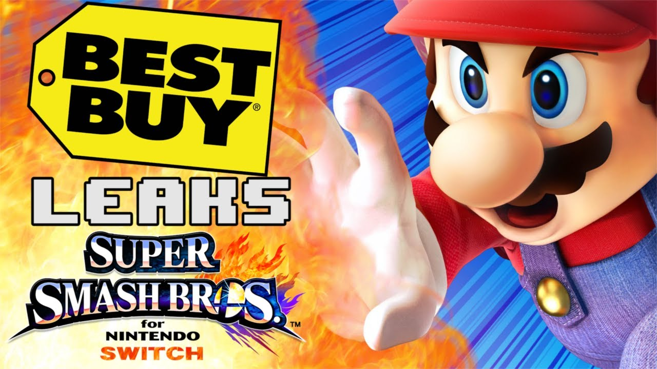 nintendo switch super smash bros edition best buy