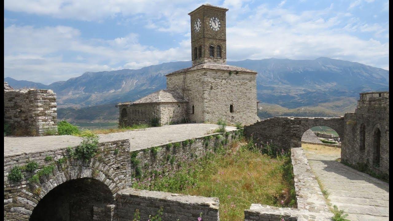 Gjirokaster - Albania part 04 - YouTube