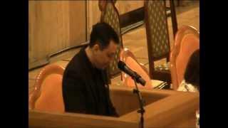 Слепнев Никита в Храме Христа Спасителя.(Несмотря, на многие утверждения о том, что церковь является главным охранителем Путина, я всё-таки был пригл..., 2012-05-03T14:16:08.000Z)