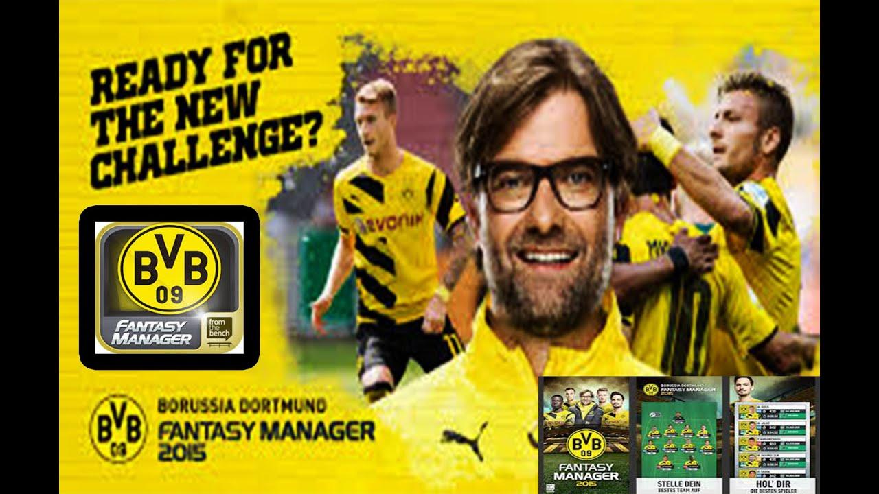 Bvb Fantasy Manager
