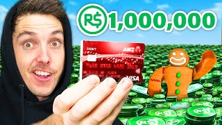 I Spent $10,000 to Beat Every Roblox Game