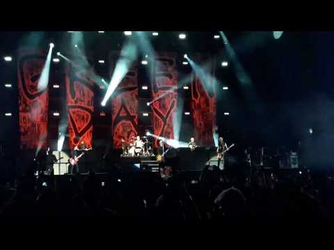 Green Day - Revolution Radio Tour - São Paulo