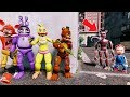 WILL THE ANIMATRONICS ESCAPE SCARY RAT ANIMATRONIC & CHUCKY? (GTA 5 Mods For Kids FNAF REdHatter)