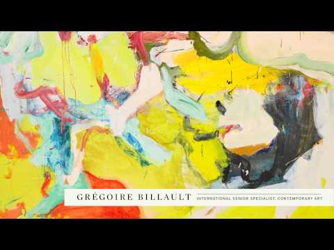 Four Important Works by Willem De Kooning