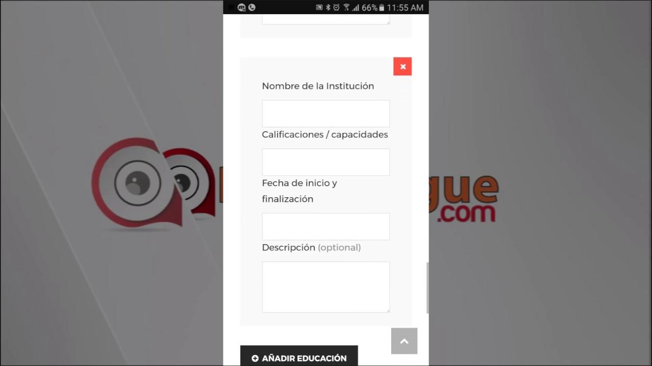 Subir CV - Trabajo en Nicaragua - Empleo en Nicaragua - YouTube