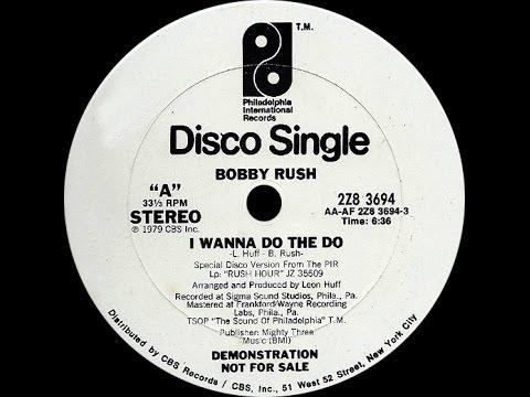 Bobby Rush - I Wanna Do The Do ℗ 1979