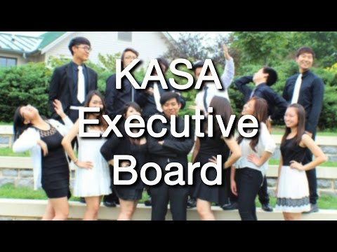 Korean American Student Association 2015-2016 Executive Board